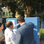 Watergen gives Vietnamese capital the taste of water from air