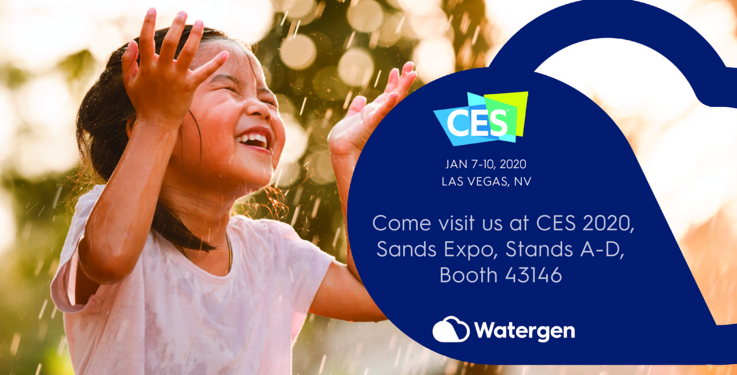 Watergen at CES 2020