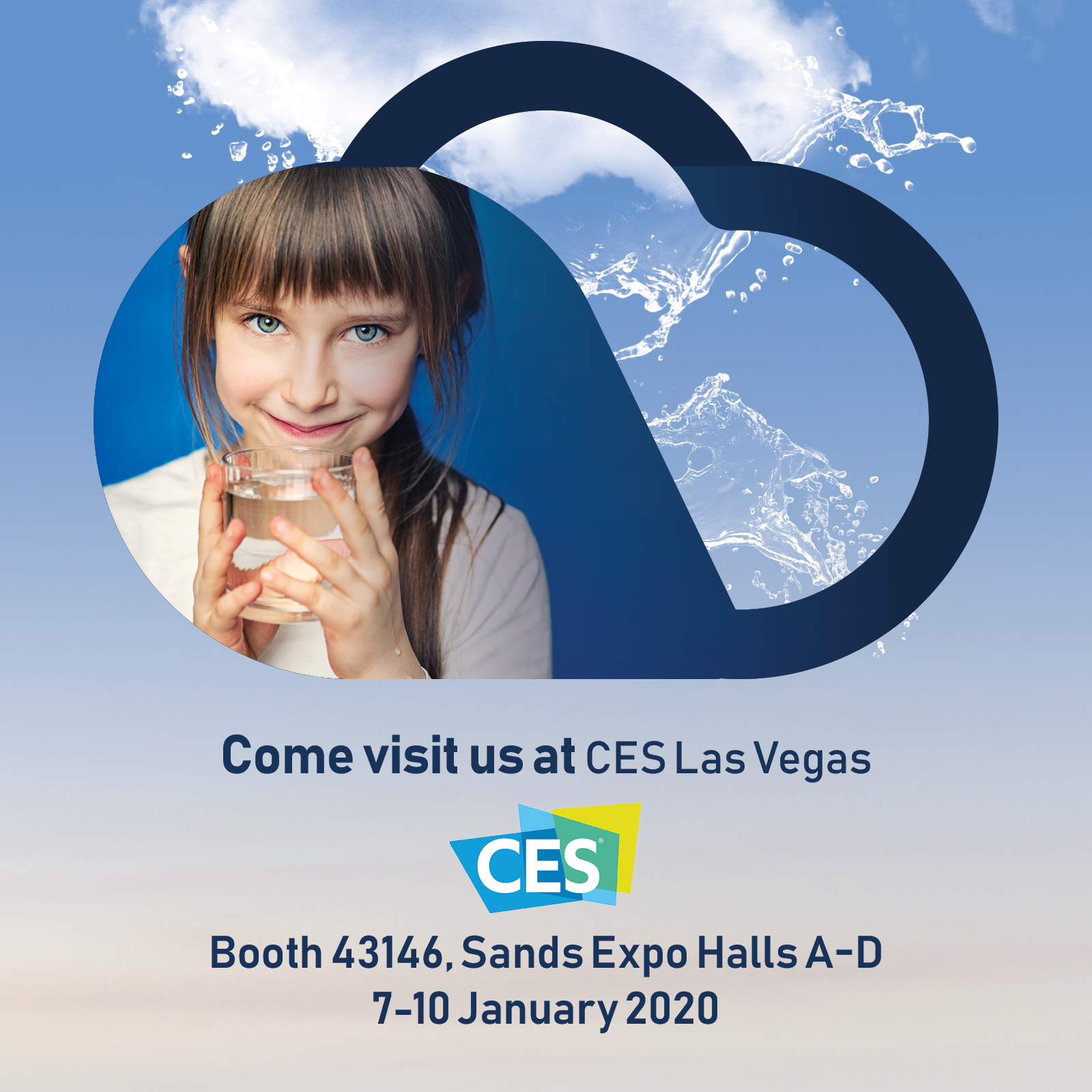 CES 2020 – WATERGEN TO LAUNCH NEW APPLICATION FOR ITS INNOVATIVE WATER-FROM-AIR SOLUTION