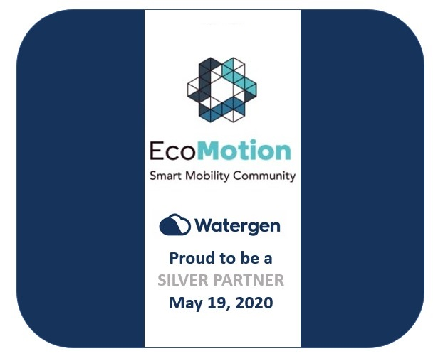 Watergen at EcoMotion 2020